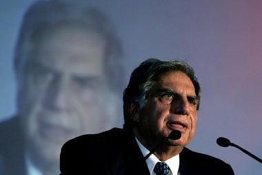 A file photo of Ratan Tata. AFP