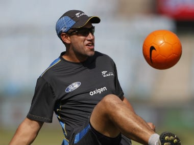 File photo of Ross Taylor. AP
