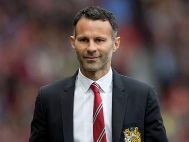 File image of Ryan Giggs. AP