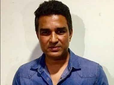 File photo Sanjay Manjrekar. Courtesy: Twitter/@sanjaymanjrekar
