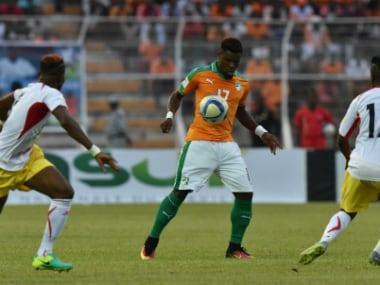 Watch: Ivory Coasts Serge Aurier saves Mali players life during World Cup qualifier
