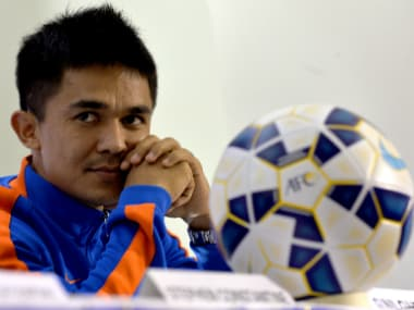 Sunil Chhetri laments lack of international friendlies for Indian team ahead of Asian Cup qualifiers