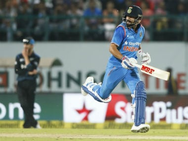 Local boy Virat Kohli will look to notch up another big score and lead another successful chase. AP