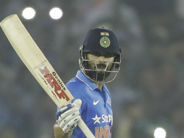 India vs New Zealand, Highlights, 3rd ODI in Mohali: Kohli guides hosts to win