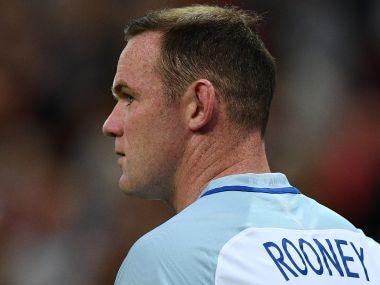England captain Wayne Rooney. AFP