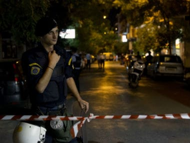 Athens: Greek militant anarchist group claims responsibility for bomb blast in bookstore
