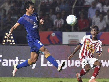 ISL 2016: Atletico de Kolkata pay for complacency, outwitted by a depleted Mumbai City FC at home