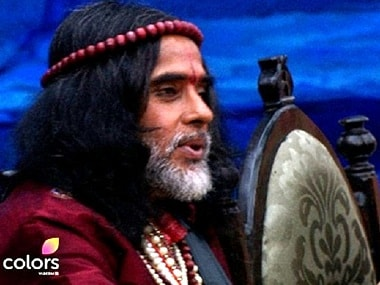 Bigg Boss season 10's creepiest contestant? Video of Swami Omji slapping a woman goes viral