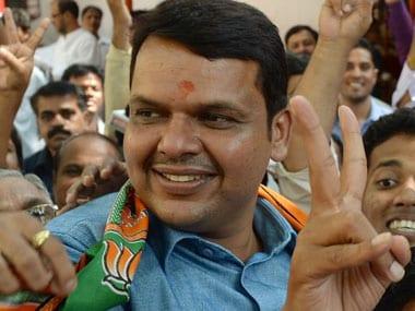 A file photo of Devendra Fadnaivs. AFP