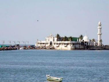 File image of Haji Ali Dargah. CNN-News18