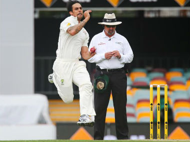 Johnson revealed that after hitting Kohli, he couldn't bowl short with conviction. Reuters