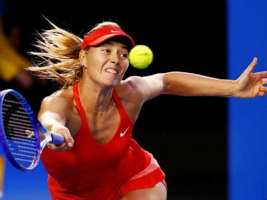 File photo of Maria Sharapova. Reuters