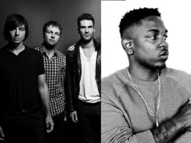 Listen: Maroon 5, Kendrick Lamars single Dont Wanna Know debuts on iTunes