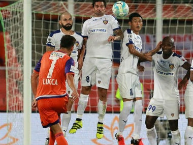 ISL 2016: FC Pune Citys lack of offensive firepower exposed in draw with Chennaiyin FC
