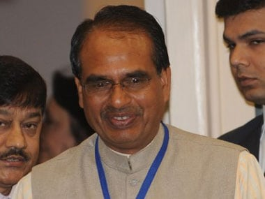 File photo of Chief Minister Shivraj Singh Chouhan. AFP