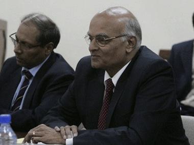Former NSA Shivshankar Menon. Agencies