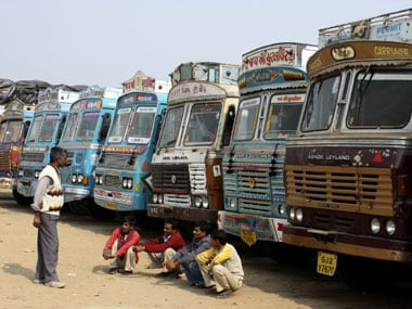#Demonetisation countdown to Day 50: Truckers see deep impact, but air traffic growth unabated