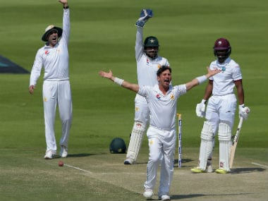 Pakistan vs West Indies: Yasir Shahs 10-wicket haul crushes Caribbeans in second Test