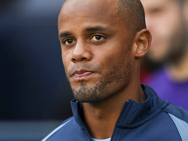 Champions League: Manchester City boss Pep Guoardiola says Vincent Kompany could be out for weeks