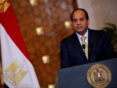 Egypt says 292 jihadists to face trial for Abdel Fattah al-Sisi assassination plots