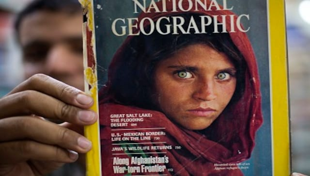 Pakistan Deports Nat Geos Iconic Afghan Girl to Afghanistan