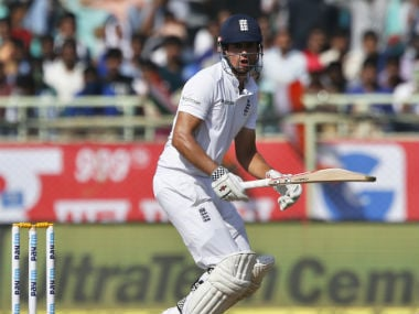 India vs England, 2nd Test: Alastair Cook, Haseeb Hameed bat solidly to stay unbeaten at tea on Day 4