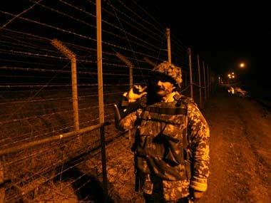 Pakistani intruder killed in firing by BSF along international border in Jammu