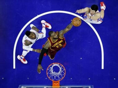 NBA roundup: Cavaliers LeBron James records third triple-double, Indiana Pacers beat LA Clippers