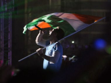 Advocate alleges Coldplay dishonoured the national flag during their performance in Mumbai