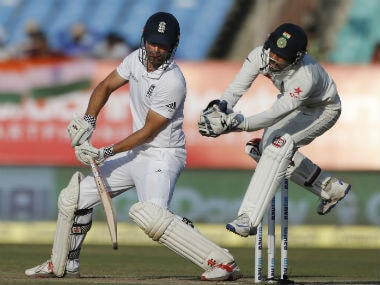 India vs England: Rajkot Test meandering towards a draw, but an English collapse cant be ruled out