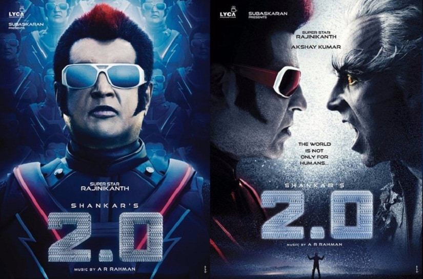 Rajinikanth at 2.0 first look launch: Akshay Kumar is the hero of the film