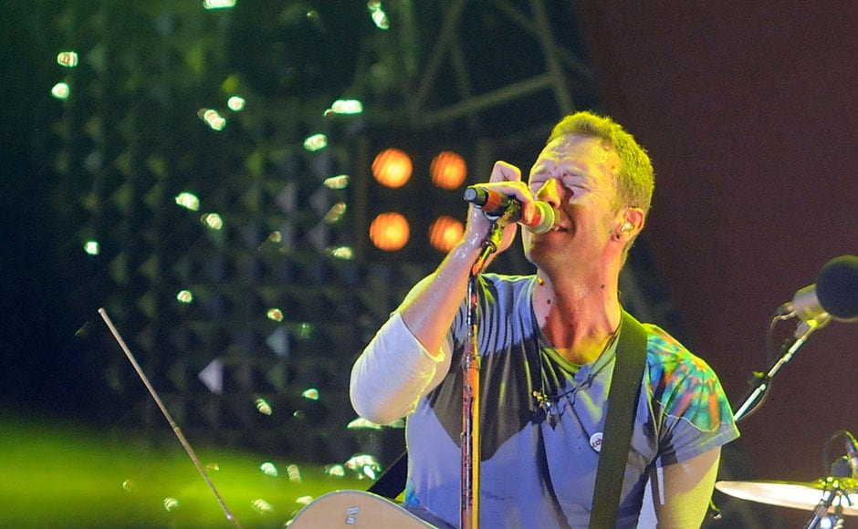 The Global Citizen Festival India at which Coldplay played, also had performances by Demi Lovato, Farhan Akhtar, Sonakshi Sinha and Arjit Singh among others. Sachin Gokhale/Firstpost