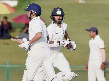 Ranji Trophy roundup: Shikhar Dhawan makes fluent return from injury, wickets tumble in Bengals 400th game