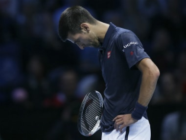 ATP Finals: Novak Djokovic lashes out at media for always picking on him