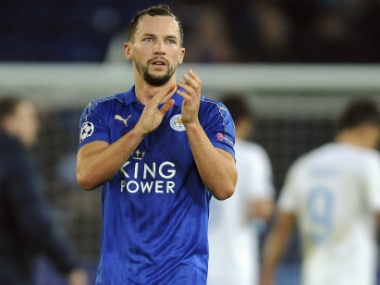 File photo of Danny Drinkwater. AP