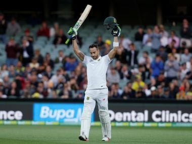 Australia vs South Africa: Fearless Faf du Plessis leaves stamp on memorable Test series