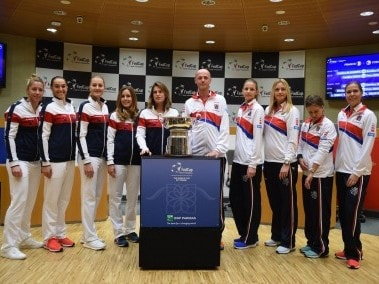 Fed Cup: France aim to upset two-time champions Czech Republic in final