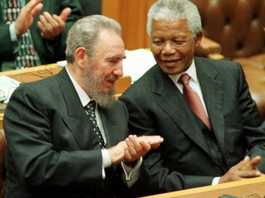 For many Africans, Cuban leader Fidel Castro was a hero who battled white supremacy
