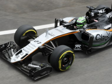 Brazilian Grand Prix: Force India virtually seal 4th place in constructors championship