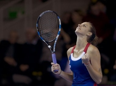 Fed Cup: France, Czech Republic tied 1-1 despite Karolina Pliskovas epic 4-hour triumph