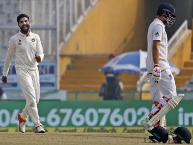 India vs England, 3rd Test: Visitors on brink of another loss as three wickets fall before lunch