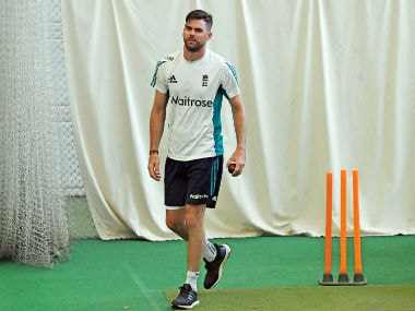 India vs England: James Anderson hopeful of being fit for Vizag Test