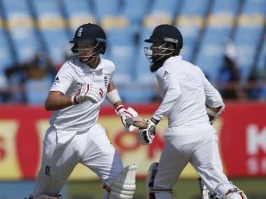 India vs England: Joe Root, Moeen Ali lead visitors domination on day 1