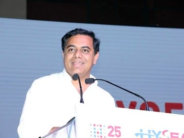 KT Rama Rao appointed as TRS working president; KCR to focus on national-level politics