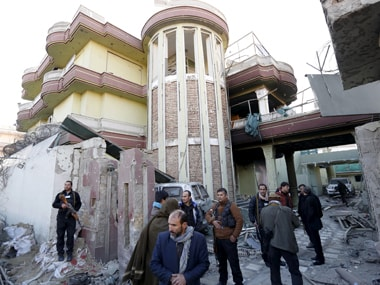 Kabul: Suicide bomber kills 28, injures 45 at Shiite mosque