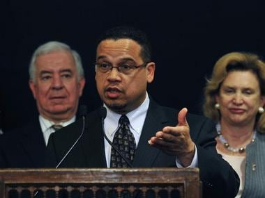 Hillary Clintons defeat urges Democrats to elect new leader; Keith Ellison among front runners