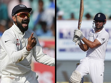 India vs England, 3rd Test, Day 1, Highlights: Visitors end day at 268/8