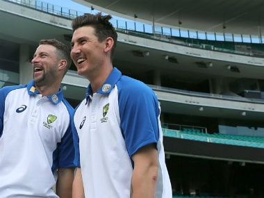 Australia vs South Africa: Hosts call up English-born Matt Renshaw in a bid to shake-up