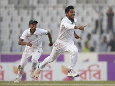 Meet Mehedi Hasan Miraz: From copying Ramesh Powar to bowling Bangladesh to historic win