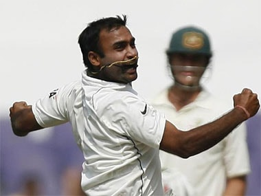 File photo of Amit Mishra. Reuters